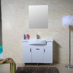 Комплект PVC шкаф за баня 3 врати Ивет
